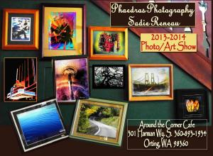 Sadie Reneau Ongoing Art Gallery At Orting WA